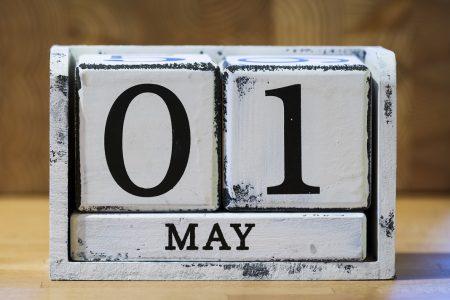 Cand toata lumea 1 mai